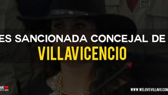 ¿Por qué fue sancionada la concejal Natalia Pineda?