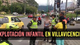 Villavicencio quiere ponerle fin a la explotación infantil