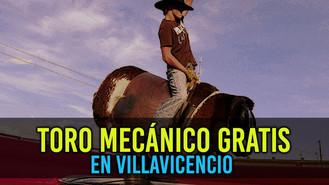 Toro Mecánico en Villacentro