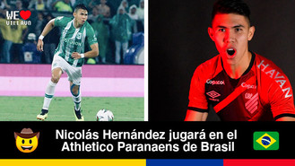 Villavicense cumplió su sueño de pertenecer a club brasileño