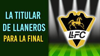 Los 11 de Llaneros F.C.