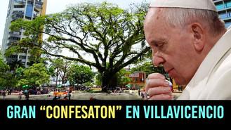 Jornada de confesiones como preparación por la venida del Papa