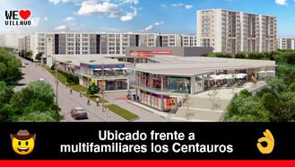 Próximamente el Centro Comercial Rosablanca abrirá sus puertas