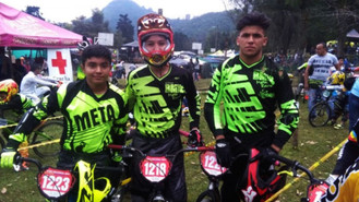 Metenses competirán en Campeonato Mundial de BMX
