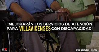 Personas incapacitadas tendrán mayor acceso a la prestación de servicios.
