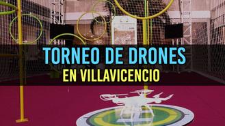 Primavera Urbana organiza el Primer Torneo de Drones de Villavicencio