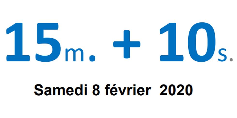 Tournoi semi-rapide Ahuntsic 2 (Montreal) 2020
