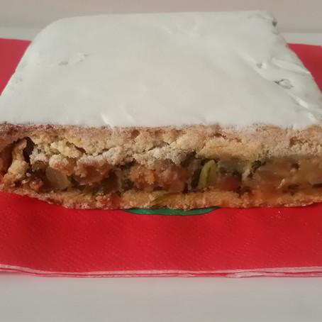 La tourte aux blettes sucrée (Niçoise sweet Swiss chard pie)