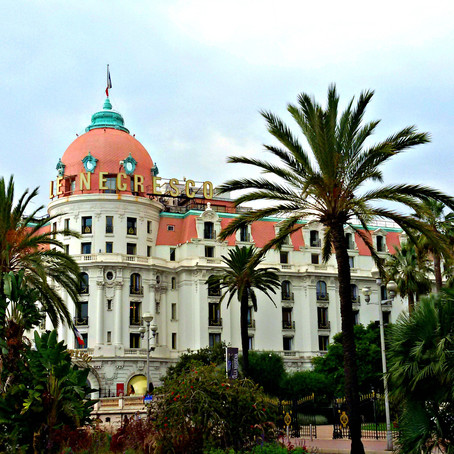 The Fascinating story of the Hotel Negresco of Nice