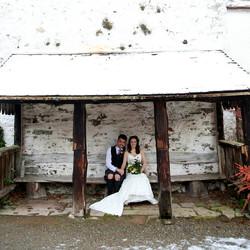 Bride and groom outside.jpg