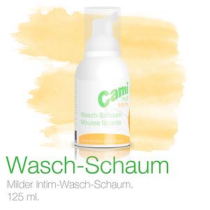 Cami-moll Wasch-Schaum