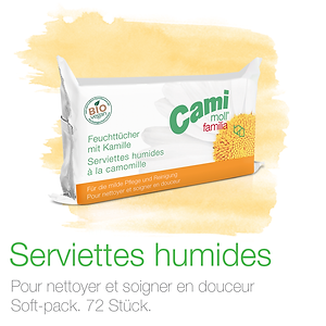 Cami-moll Softpack
