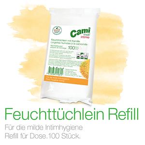 Cami-moll Feuchttüchlein Refill