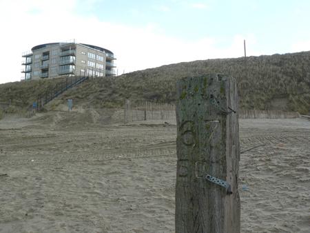 38 post 5 bij paal 67.5 Zandvoort zuid