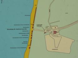 55 overzichtskaart Castricum aan Zee