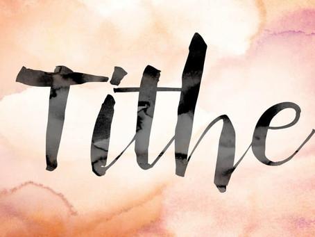 Tithing Brings Blessings