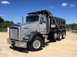 Belsole Ground Works  - Dump truck