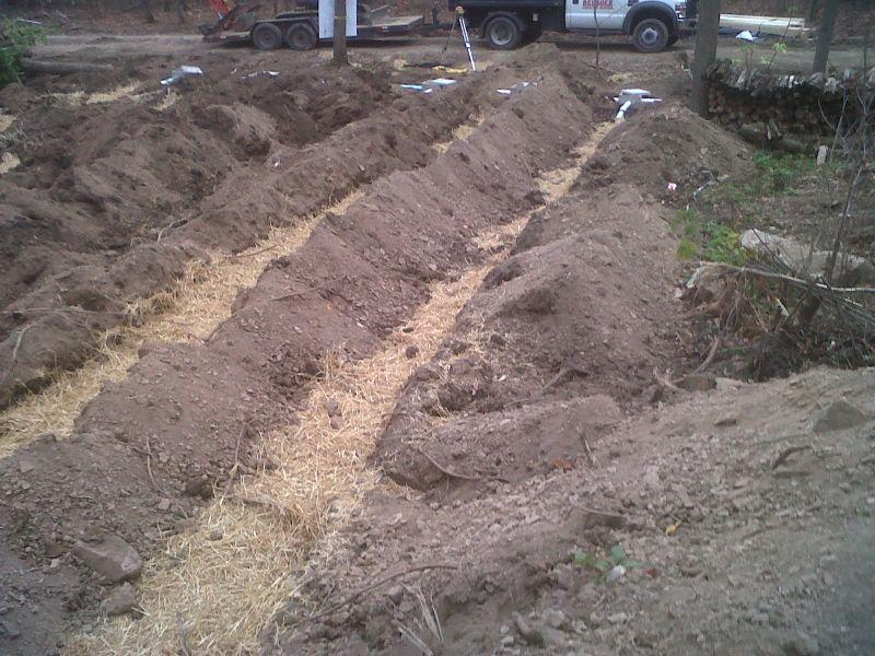 Brunswick, OH - Leach Field Septic