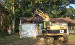 House Demolition in Medina, OH