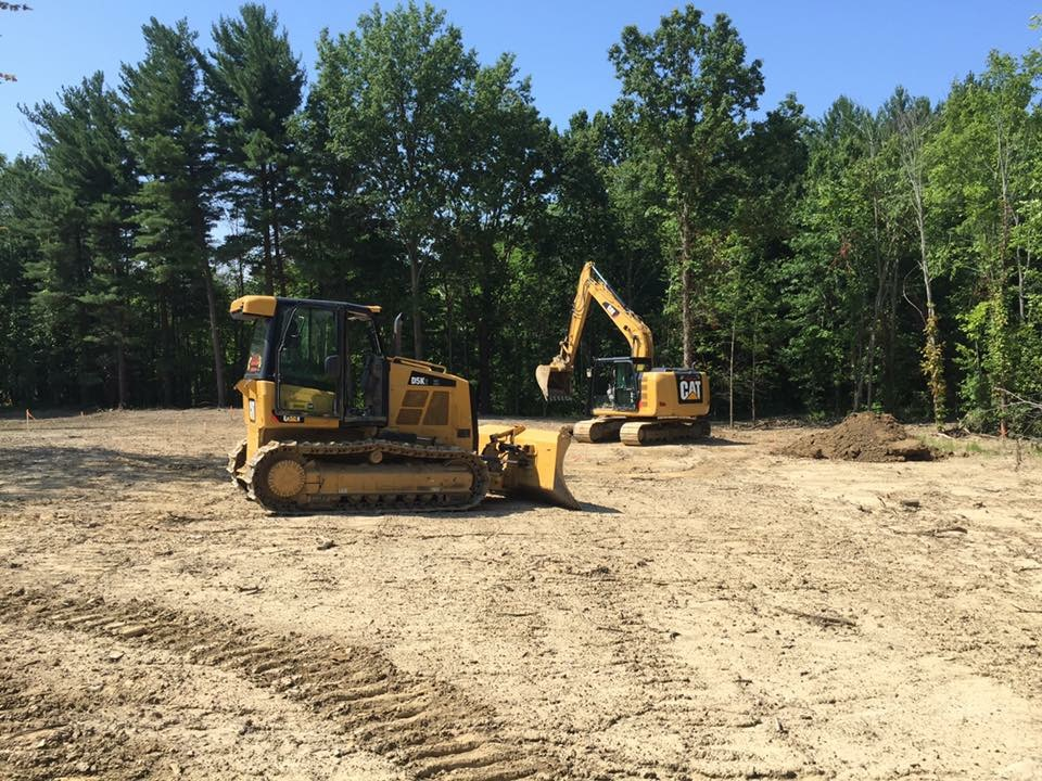 Building Pad - Commercial Site Work