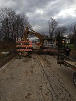 Culvert Replacement in Medina Ohio
