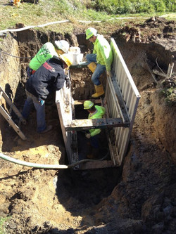 Residential - Sewer Installation