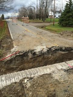 Culvert Replacement-Cuyahoga County
