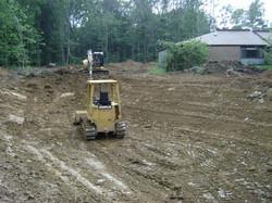 Pond Excavation - Medina, OH
