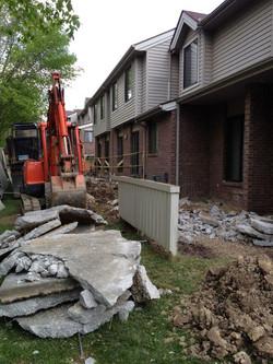 Excavation - Medina, Ohio