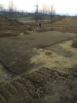 New Basement Excavation - Medina OH