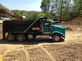 Excavating in Hinckley, Ohio