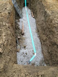 Sewer Line Installation-Medina, OH