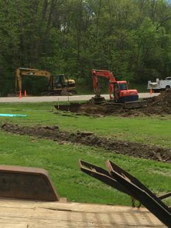 Medina, Ohio - Sewer Installation