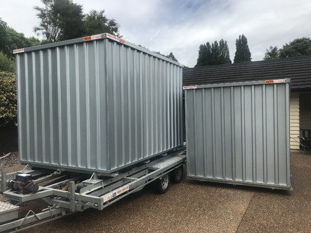 SELF STORAGE vs PORTABLE STORAGE