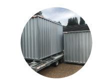 Self-storage container tauranga