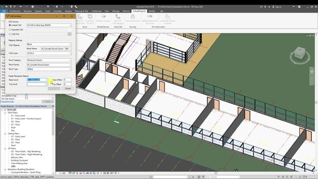 1. CAD to Revit W Annotations.mp4