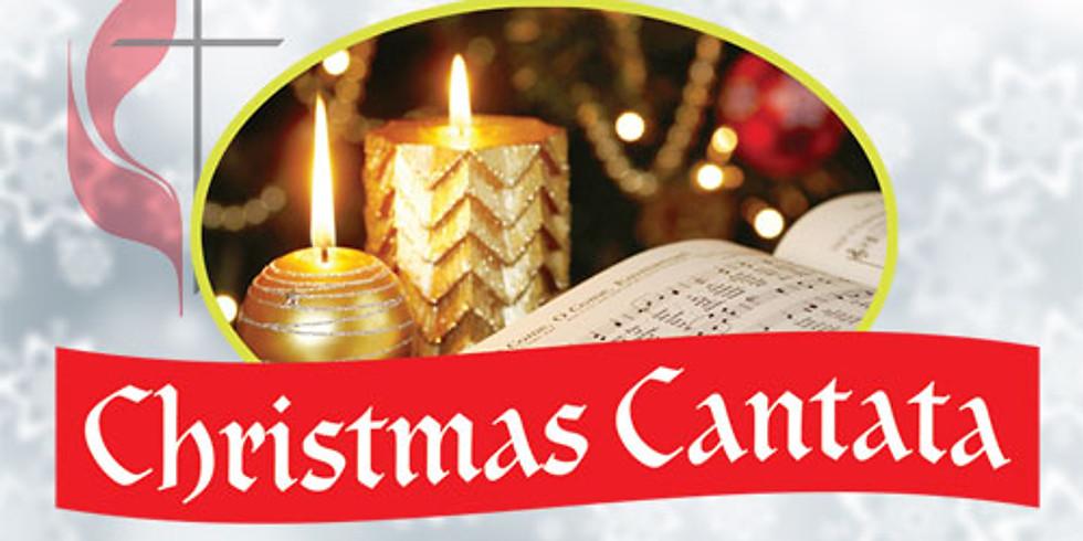 Christmas Cantata Practice