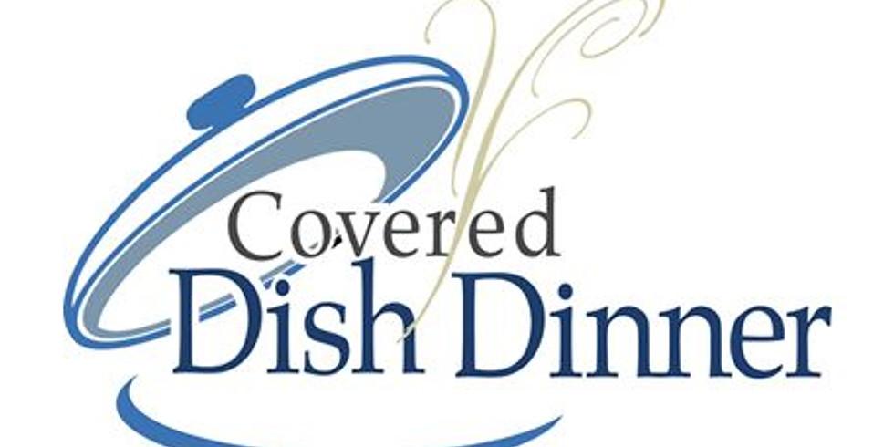 Family Covered Dish Dinner
