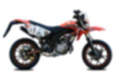 AJS JSM50 geared moped