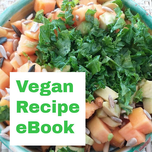 35 Tasty Vegan Recipes - eBook