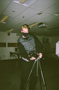 Jacob and his camera