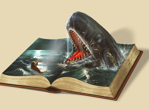 النبي يونان و الحوت و طاعة الله