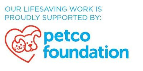Petco Foundation Site Badge - White (002