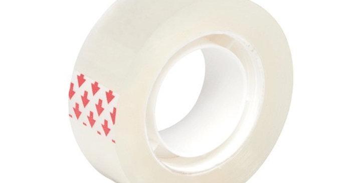 Rouleau adhésif transparent (19x33mm)