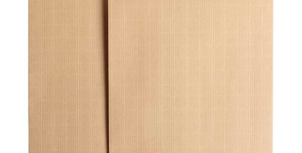 Enveloppes Kraft A5 (162x229mm) - Paquet de 50