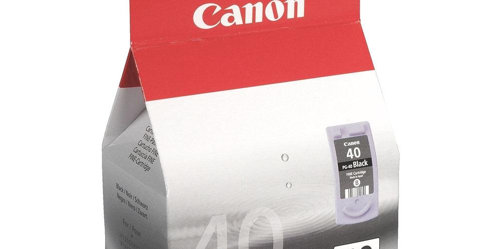 Cartouche d'encre - Canon PG40