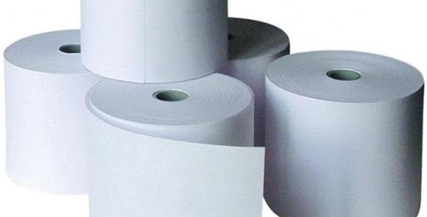 Bobines caisse (76x70x12mm) - Non thermique - Lot de 5