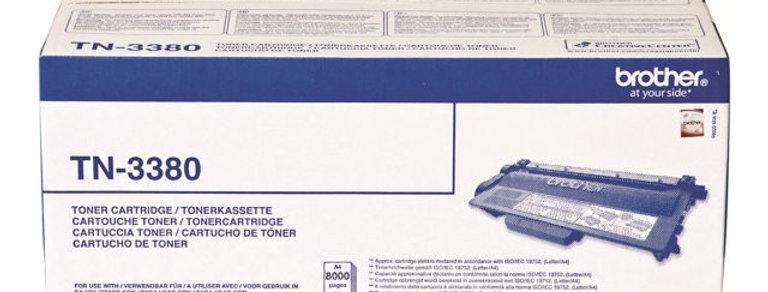 Cartouche d'encre - Brother TN3380 - Noir