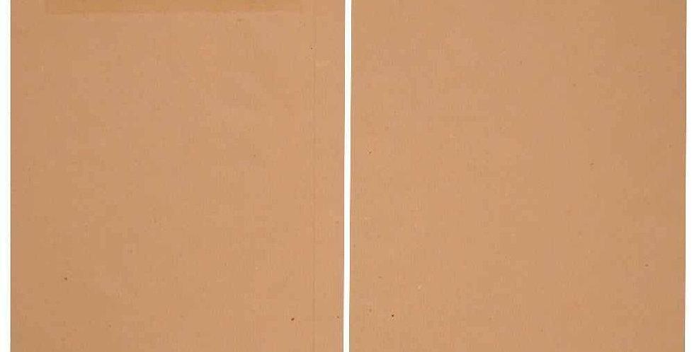 Enveloppe Kraft (260X330mm) - Paquet de 50