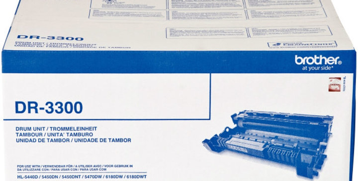 Tambour de remplacement - Brother DR3300
